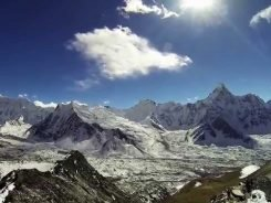 everest trek video