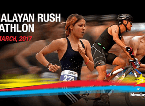 Himalayan Rush Triathlon 2017