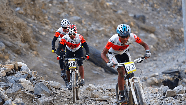 yak ru mountain bike event 2017