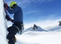 mountaineering in newzealand