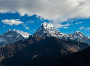 short trekking in nepal